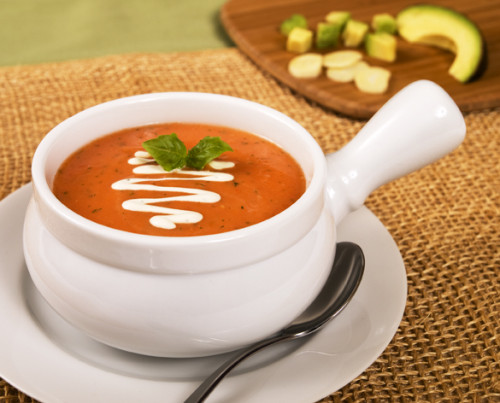 τοματόσουπα