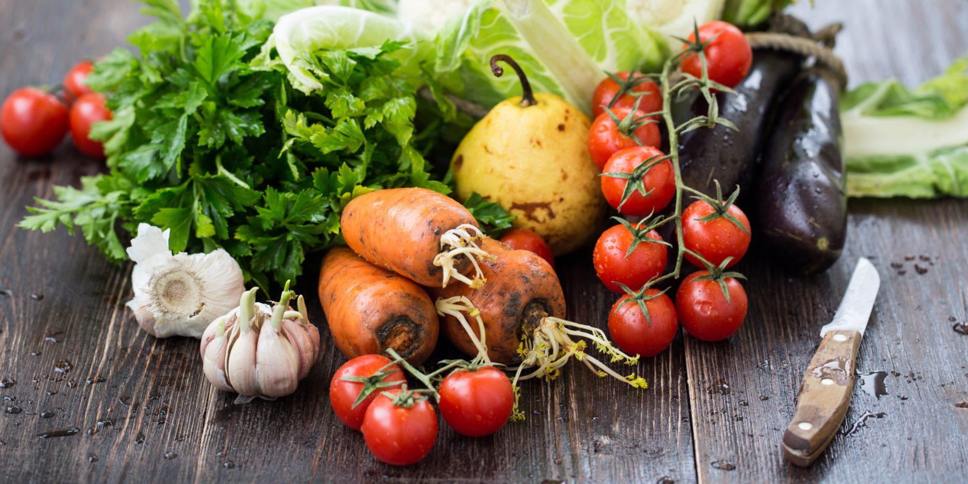 Λύσεις για φρέσκα λαχανικά και φρούτα