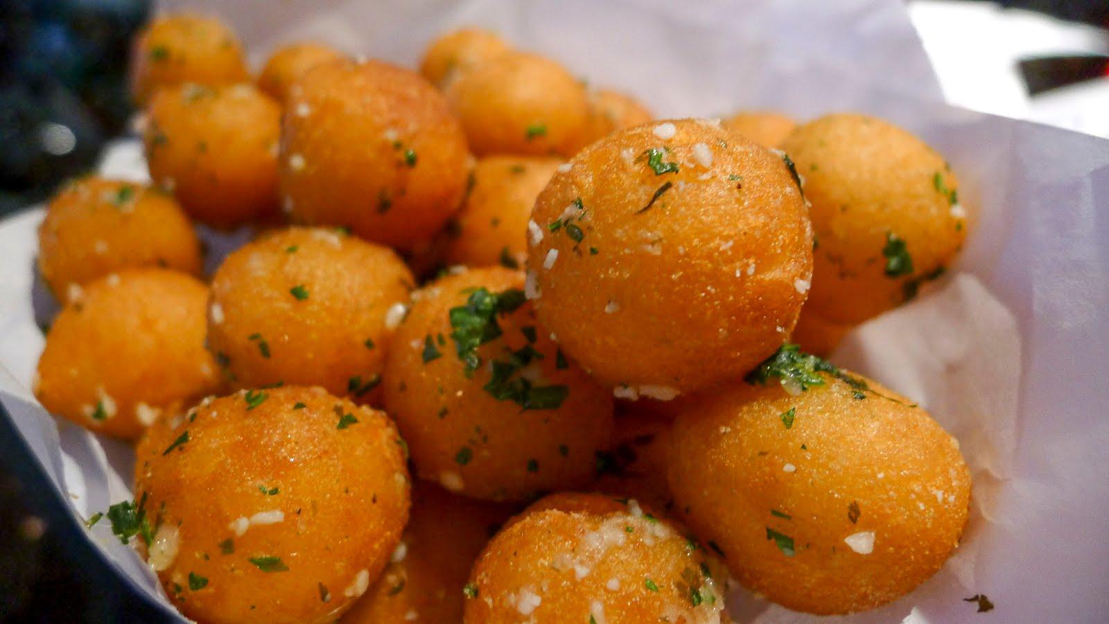 Шарики из картошки рецепт с фото
