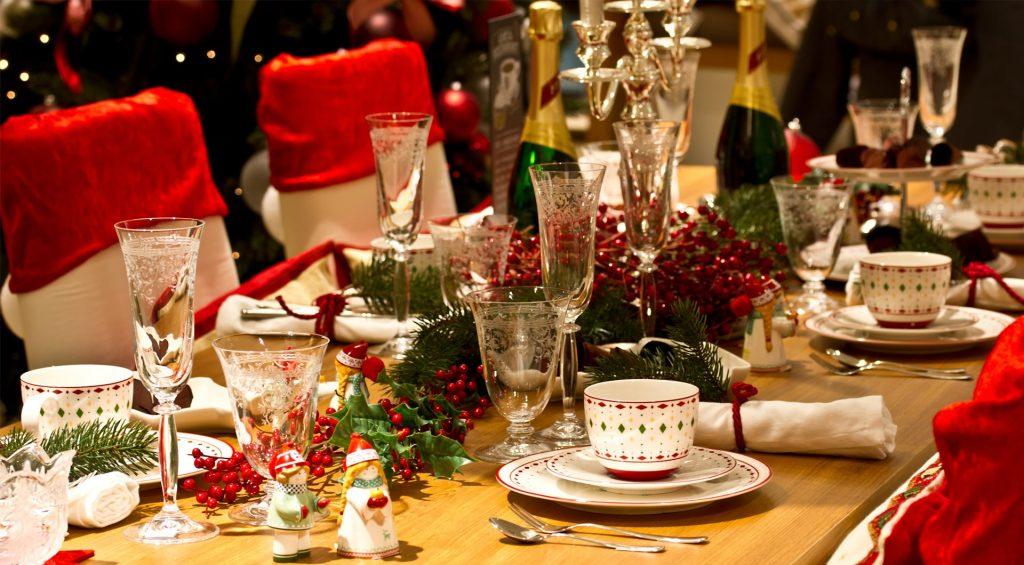 γιορτινό τραπέζι