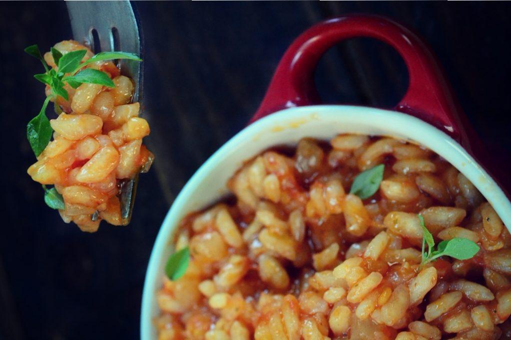 food bloggers συνταγή ντοματόρυζο