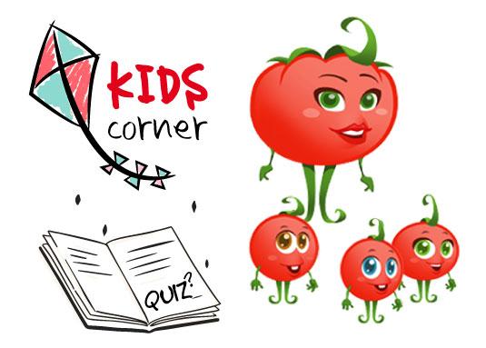Lucia's Farm - Kids Corner!