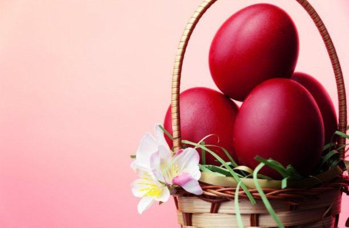 Πως θα βάψετε τα αυγά σας με φυσικό τρόπο