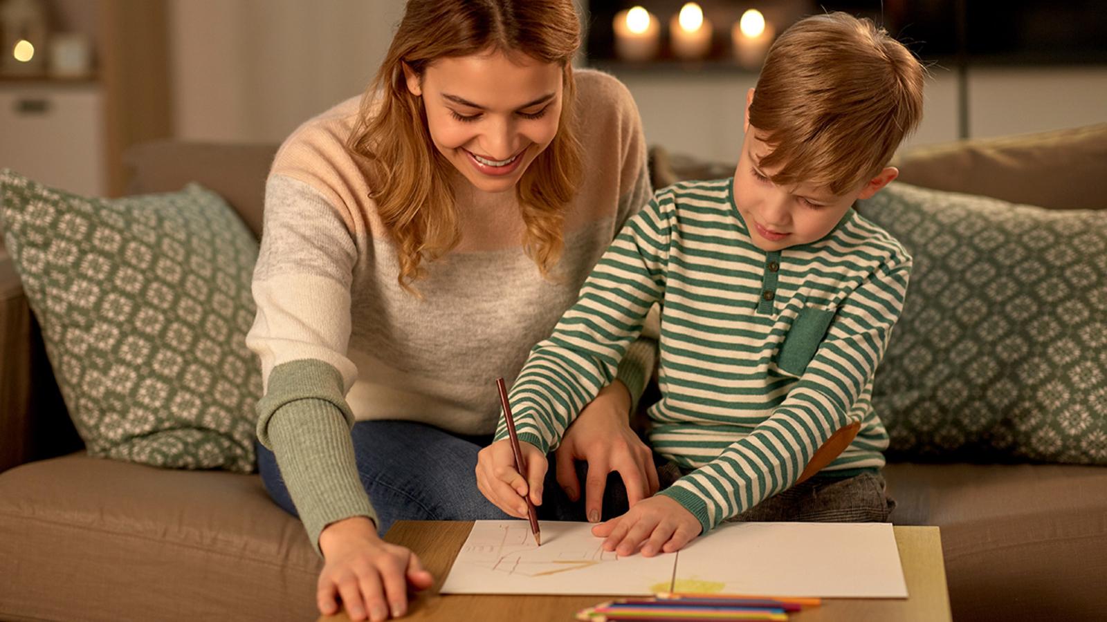 δημιουργική απασχόληση των παιδιών