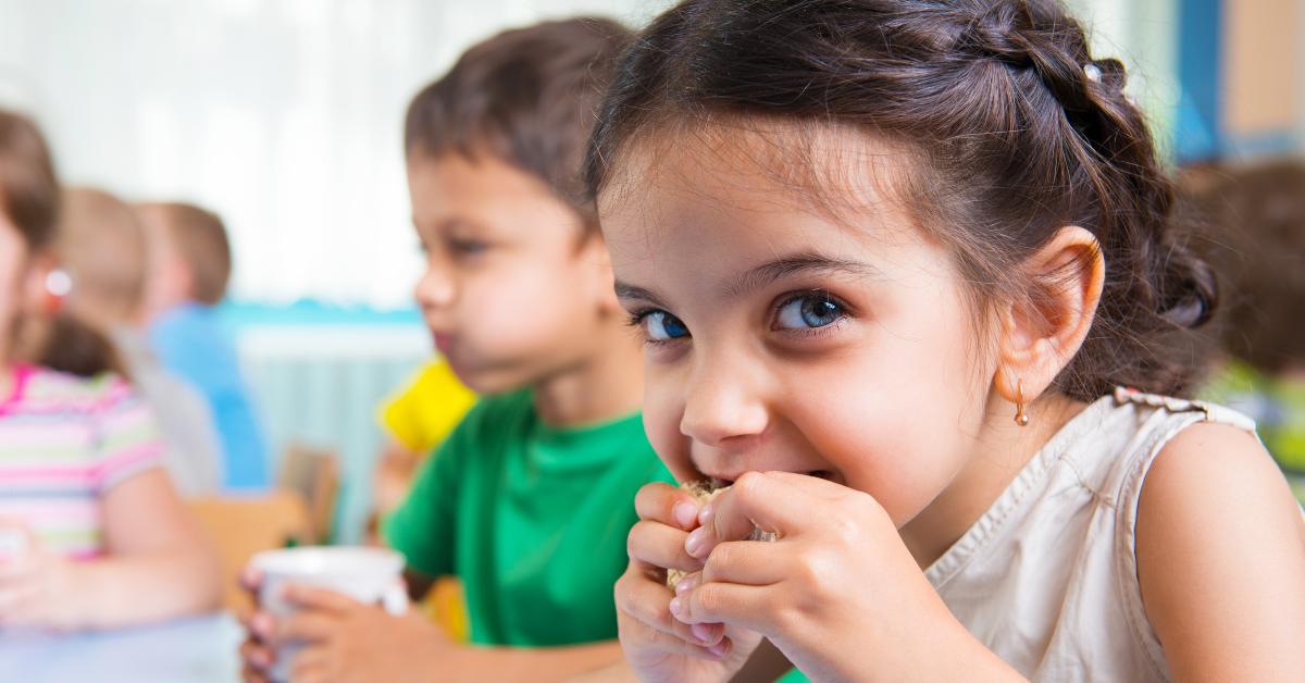 διατροφή των μαθητών